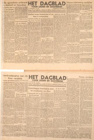 Dagblad voor Leiden en Omstreken 1944-11-29