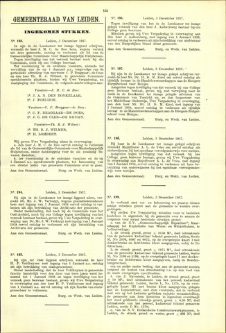 Handelingen van de Raad 1937-12-03