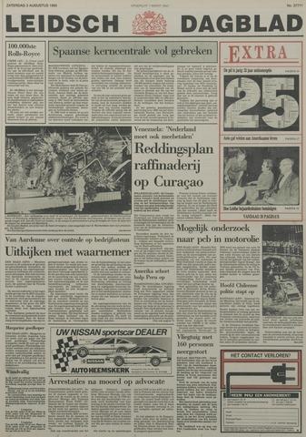 Leidsch Dagblad 1985-08-03