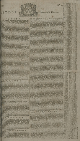 Leydse Courant 1745-04-12