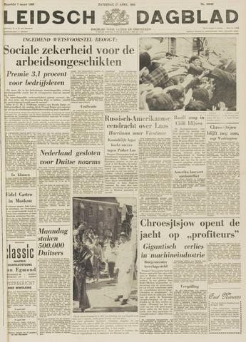 Leidsch Dagblad 1963-04-27