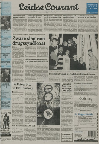 Leidse Courant 1992-03-10