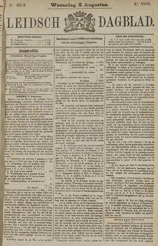 Leidsch Dagblad 1882-08-02