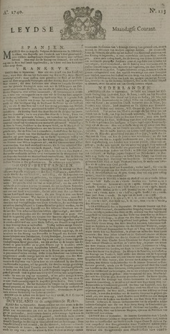 Leydse Courant 1740-09-19