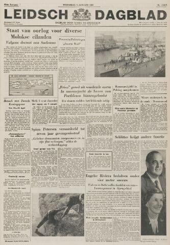 Leidsch Dagblad 1955-01-05