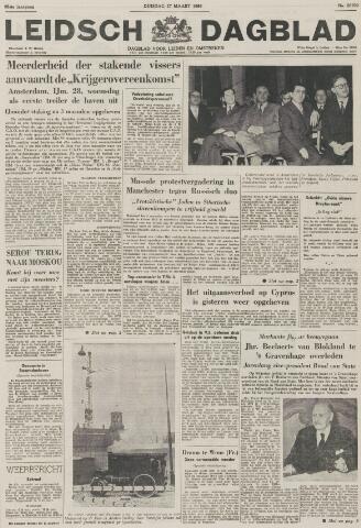 Leidsch Dagblad 1956-03-27