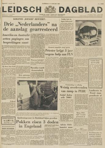 Leidsch Dagblad 1962-01-13
