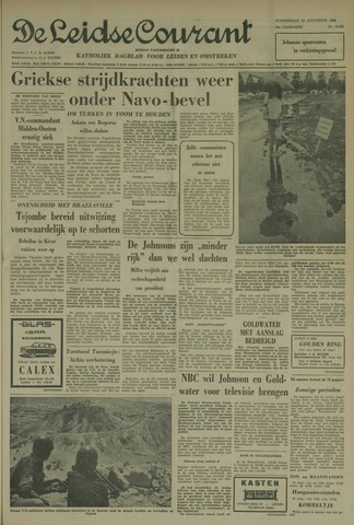 Leidse Courant 1964-08-20