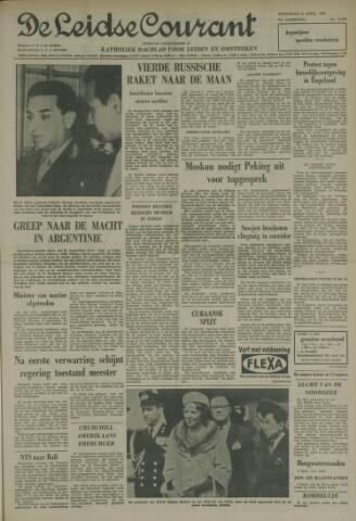 Leidse Courant 1963-04-03