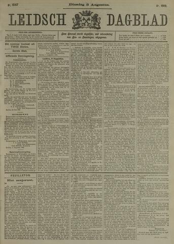 Leidsch Dagblad 1909-08-03
