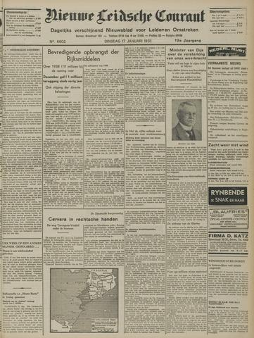 Nieuwe Leidsche Courant 1939-01-17