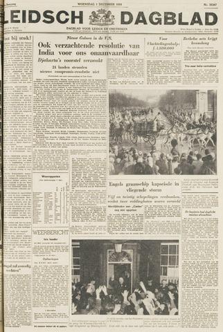 Leidsch Dagblad 1954-12-01