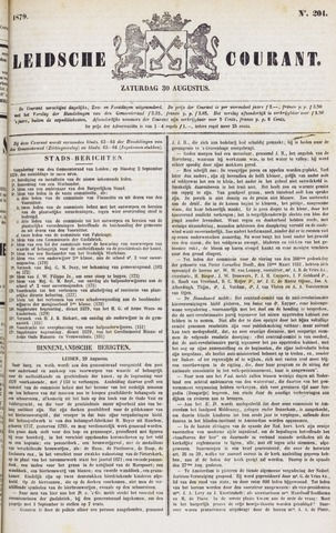 Leydse Courant 1879-08-30