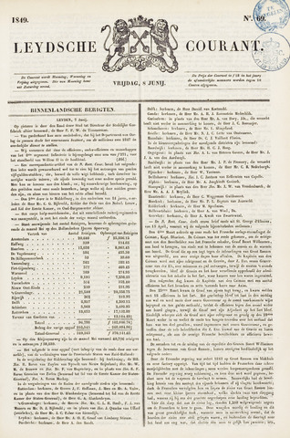 Leydse Courant 1849-06-08