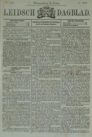 Leidsch Dagblad 1880-06-02