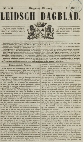 Leidsch Dagblad 1861-06-18