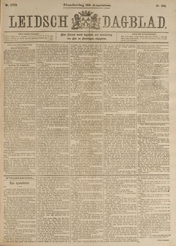 Leidsch Dagblad 1901-08-22
