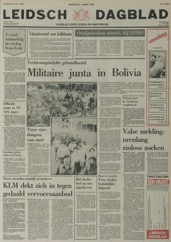 Leidsch Dagblad 1982-07-20