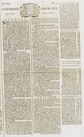 Leydse Courant 1824-04-12