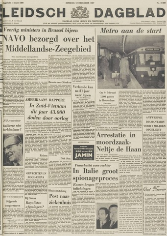 Leidsch Dagblad 1967-12-12