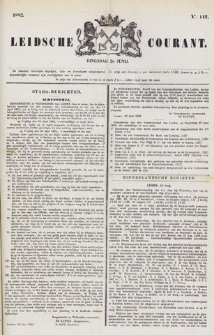 Leydse Courant 1882-06-20