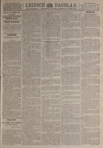 Leidsch Dagblad 1919-11-20