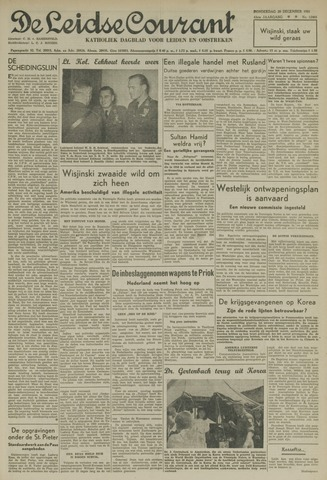Leidse Courant 1951-12-20