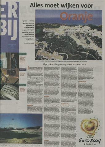 Leidsch Dagblad 2004-04-24