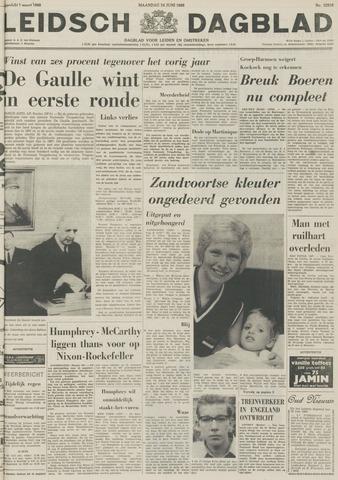 Leidsch Dagblad 1968-06-24