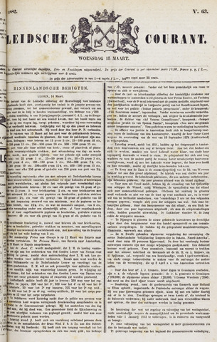 Leydse Courant 1882-03-15