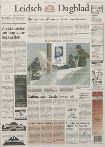 Leidsch Dagblad 1994-02-05
