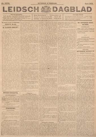 Leidsch Dagblad 1926-02-06