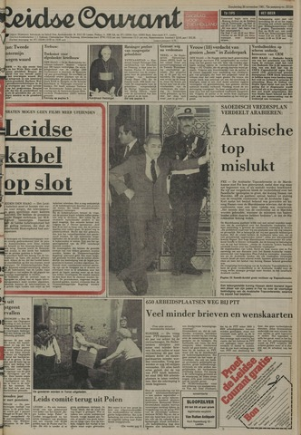 Leidse Courant 1981-11-26