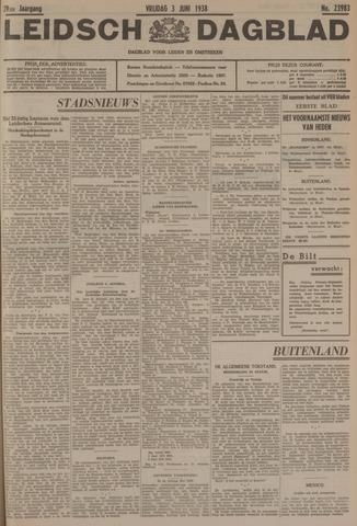 Leidsch Dagblad 1938-06-03