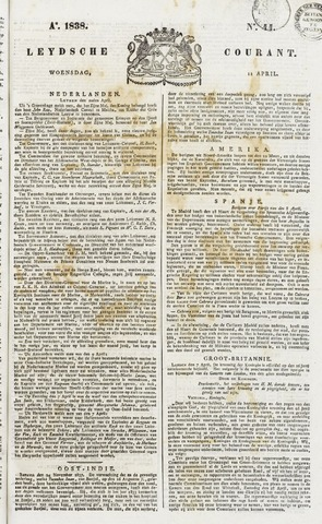 Leydse Courant 1838-04-11