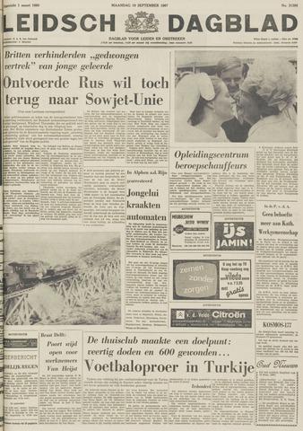 Leidsch Dagblad 1967-09-18