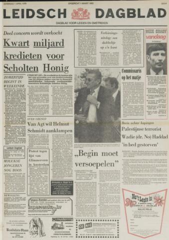 Leidsch Dagblad 1978-04-01