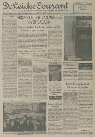 Leidse Courant 1961-04-13