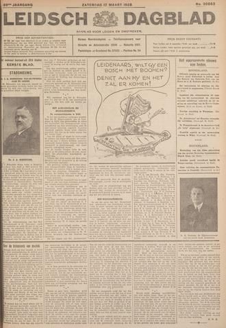 Leidsch Dagblad 1928-03-17