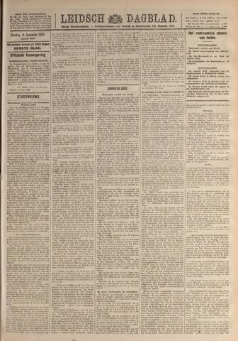 Leidsch Dagblad 1920-12-14