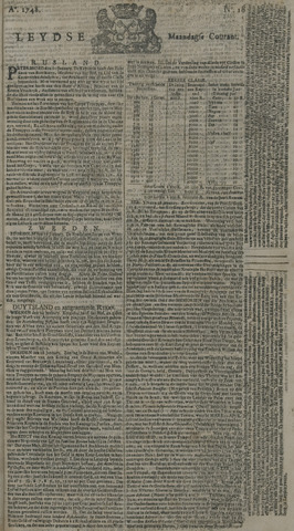 Leydse Courant 1748-02-05