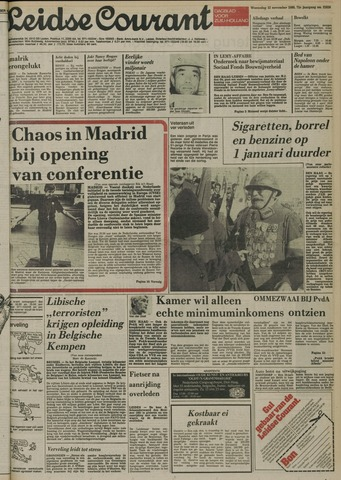 Leidse Courant 1980-11-12