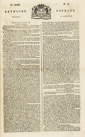 Leydse Courant 1843-01-20
