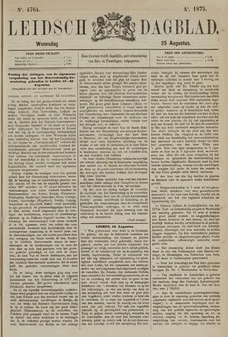 Leidsch Dagblad 1875-08-25