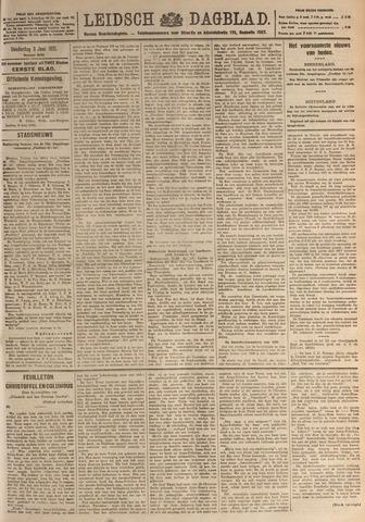 Leidsch Dagblad 1921-06-09