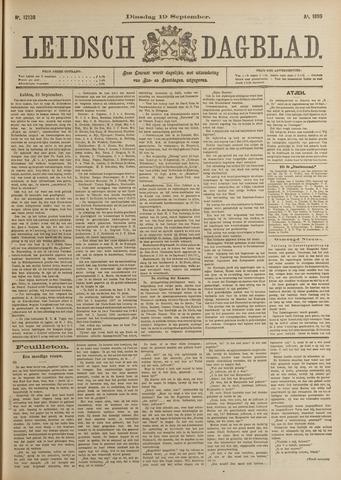 Leidsch Dagblad 1899-09-19