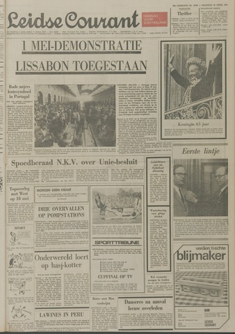 Leidse Courant 1974-04-29