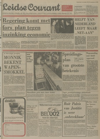 Leidse Courant 1974-11-07