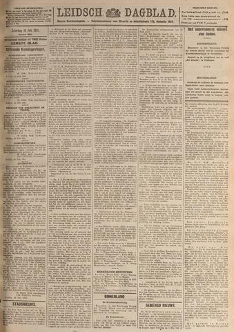 Leidsch Dagblad 1921-07-16