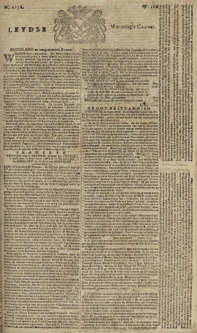Leydse Courant 1758-09-27